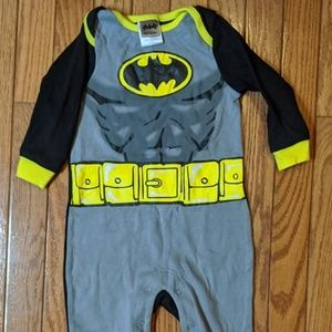 Batman Costume Sleeper 18 - 24 Months
